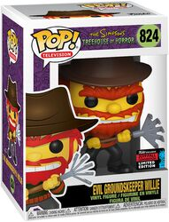 NYCC 2019 - Evil Groundskeeper Willie Vinyl Figure 824 (figuuri)