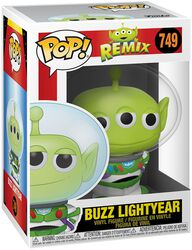 Buzz Lightyear Vinyl Figure 749 (figuuri)