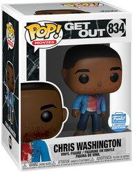Chris Washington (Funko Shop Europe) Vinyl Figure 834 (figuuri)