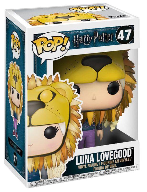 Luna Lovegood with Lion Head Vinyl Figure 47 (figuuri)