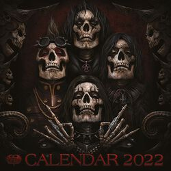 2022 - Calendar