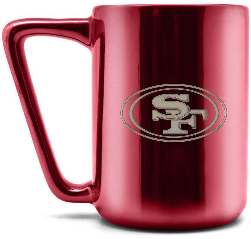 San Francisco 49ers - laserkaiverretulla logolla