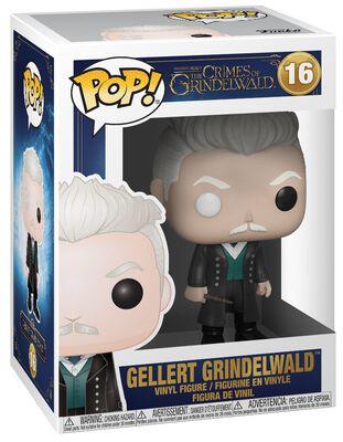 The Crimes of Grindelwald - Gellert Grindelwald Vinyl Figure 16 (figuuri)