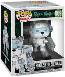Exoskeleton Snowball (Oversized) Vinyl Figure 569 (figuuri)
