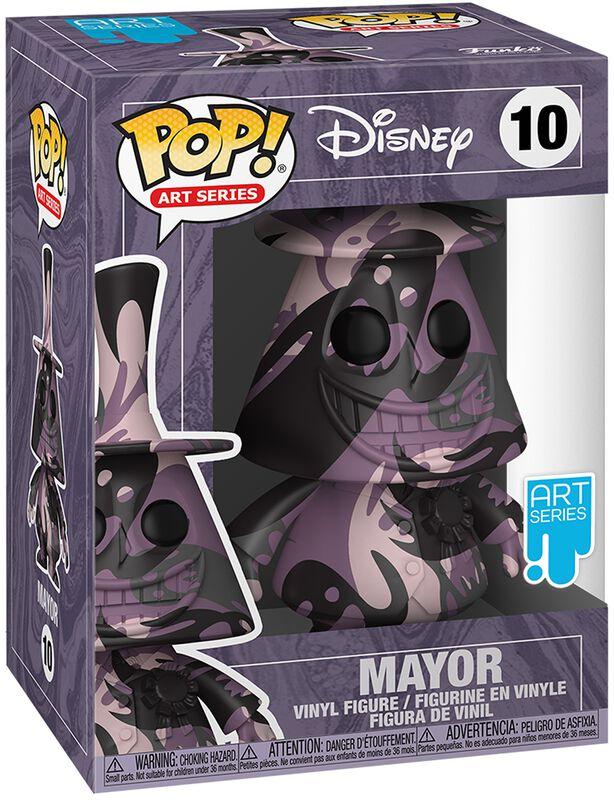 Mayor (Art Series) (including protective case) Vinyl Figure 10 (figuuri)