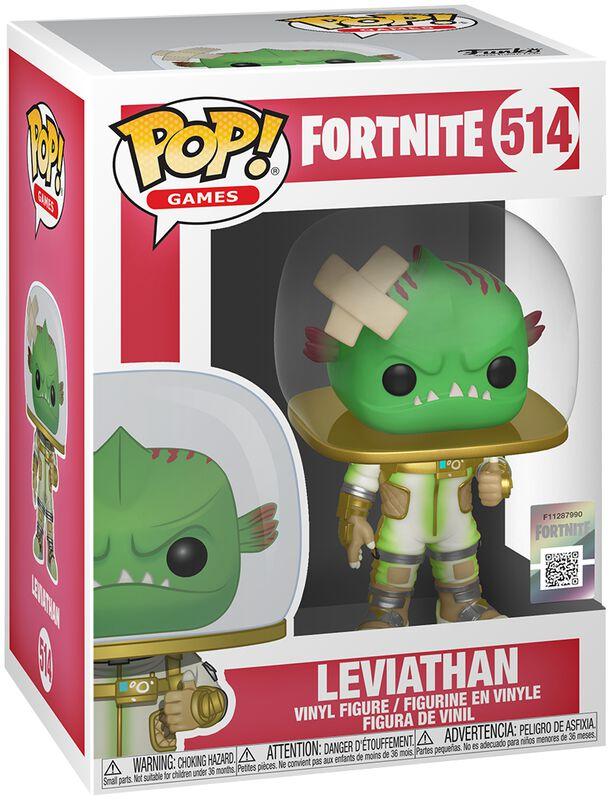 Leviathan Vinyl Figure 514 (figuuri)