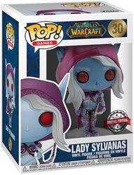 Lady Sylvanas (Blizzard 30th) (Metallic) Vinyl Figure 30