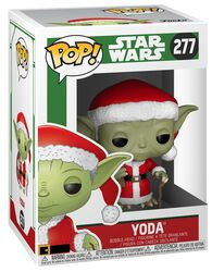 Holiday Santa Yoda Vinyl Figure 277 (figuuri)