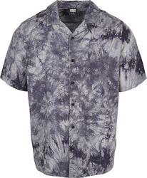 Tye Dye Viscose Resort Shirt havaijipaita