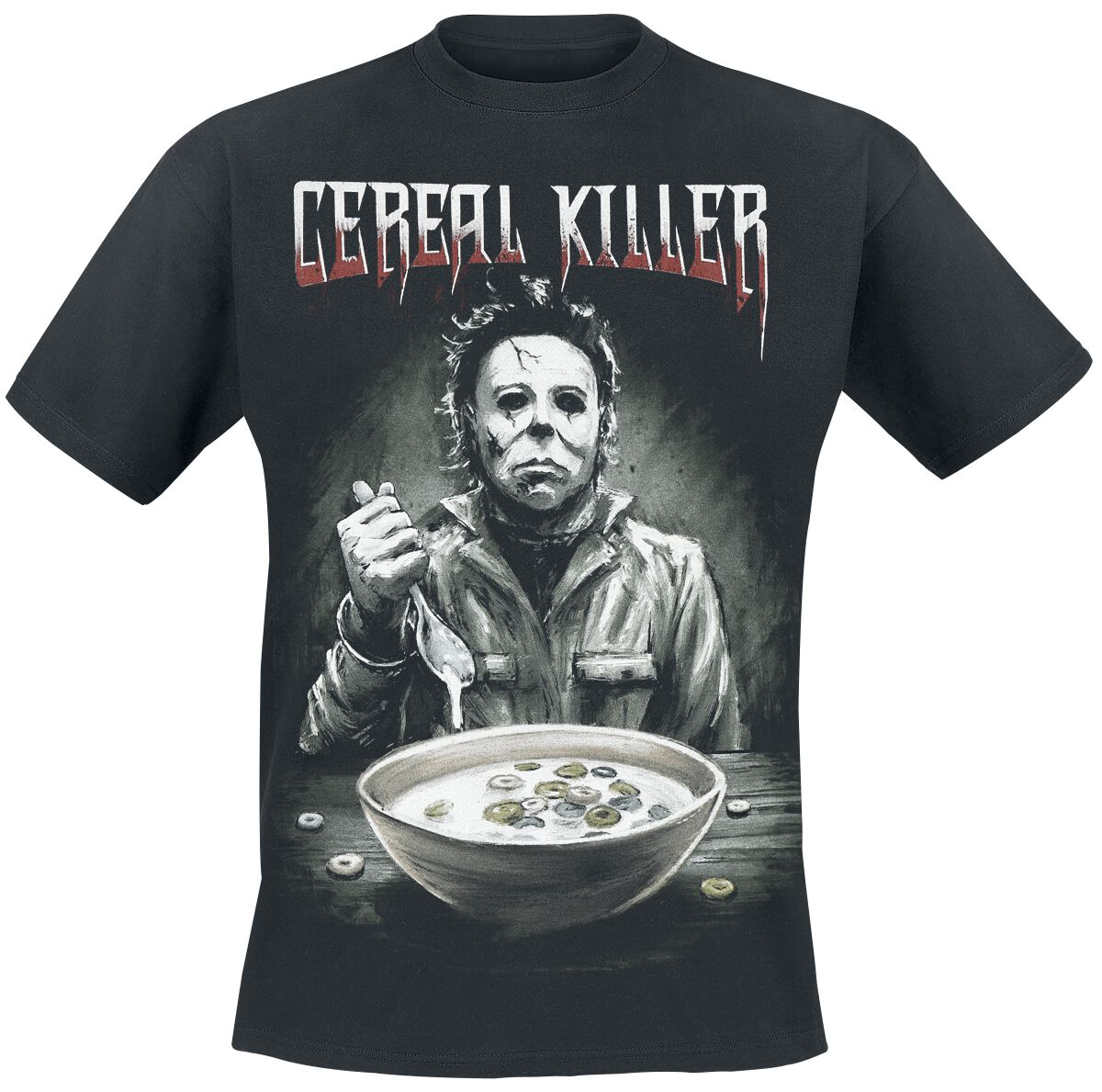 Michael Myers - Cereal Killer  2b75a8b1c9