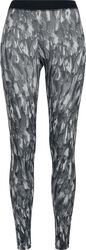 Ladies Active Graphic Leggings