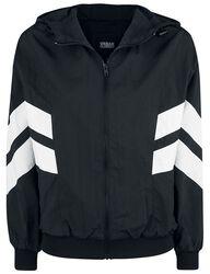 Crinkle Batwing Jacket