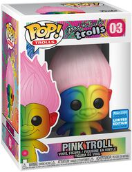 Pink Troll (WonderCon) Vinyl Figure 03 (figuuri)