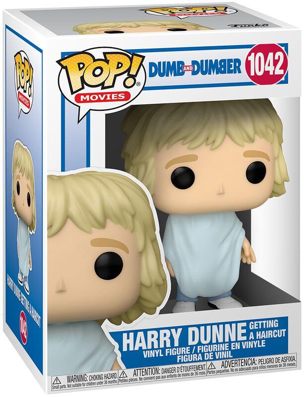 Harry Dunne Getting A Haircut Vinyl Figure 1042 (figuuri)