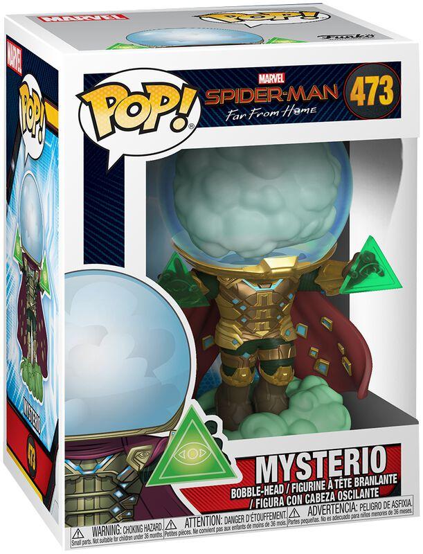 Far From Home - Mysterio Vinyl Figure 473 (figuuri)
