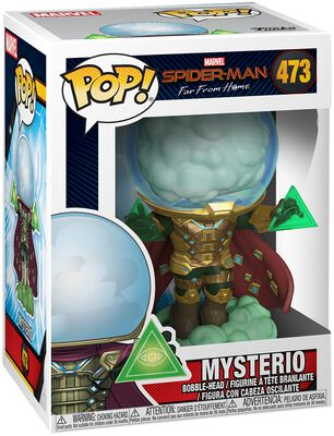 Far From Home - Mysterio Vinyl Figure 473 (figuuri)