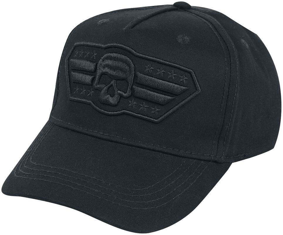 Who's Wearing The Cap