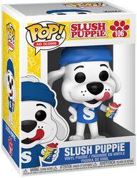 POP Ad Icons: Icee - Slush Puppie Vinyl Figure 106 (figuuri)