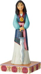 Mulan Princess Passion Figurine (figuuri)