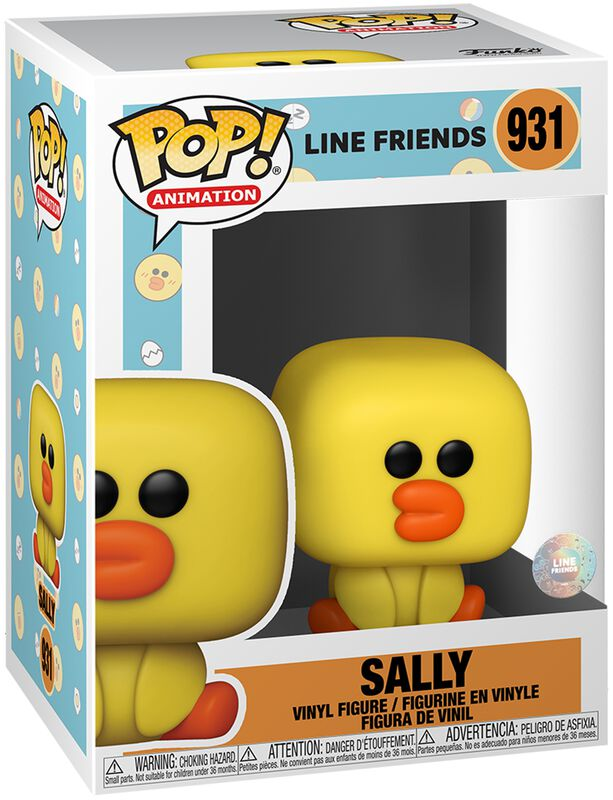 Sally Vinyl Figure 931 (figuuri)