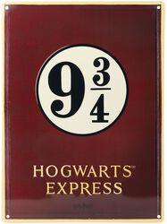 Platform 9 3/4 - Hogwarts Express