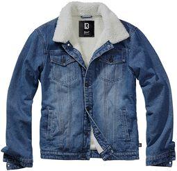 Sherpa Denim Jacket farkkutakki