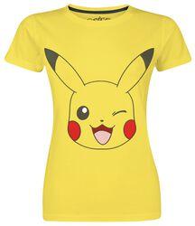 Pikachu - Big Face