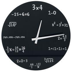Matematiikka-seinäkello
