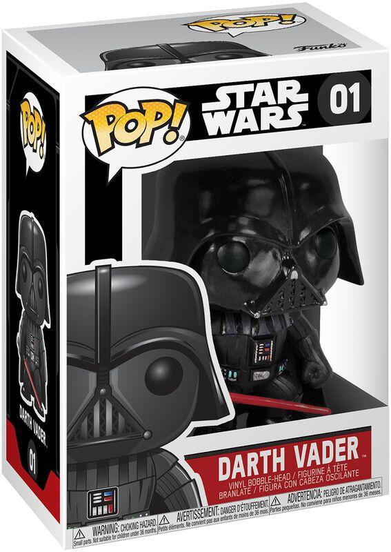 Darth Vader Vinyl Bobble-Head 01 (figuuri)