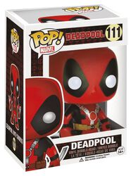 Deadpool - Two Swords Bobble-Head 111 (figuuri)
