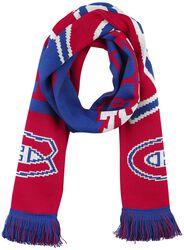 Montreal Canadiens - huivi isolla logolla