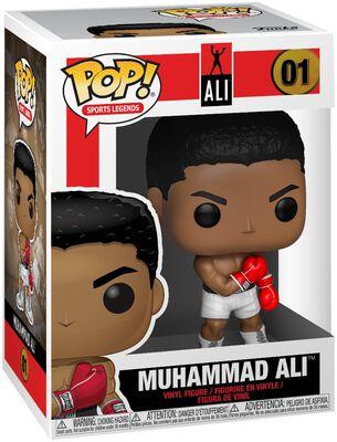 Muhammad Ali Vinyl Figure 01 (figuuri)