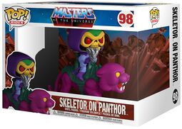 Skeletor on Panthor (Pop! Rides) Vinyl Figure 98 (figuuri)