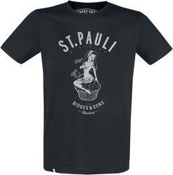St. Pauli Pin Up