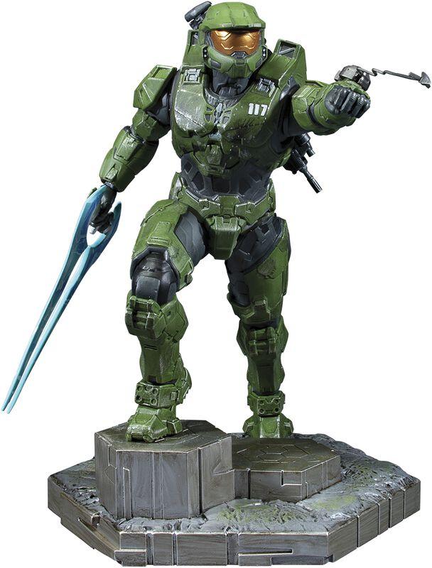 Infinite - Master Chief Statue
