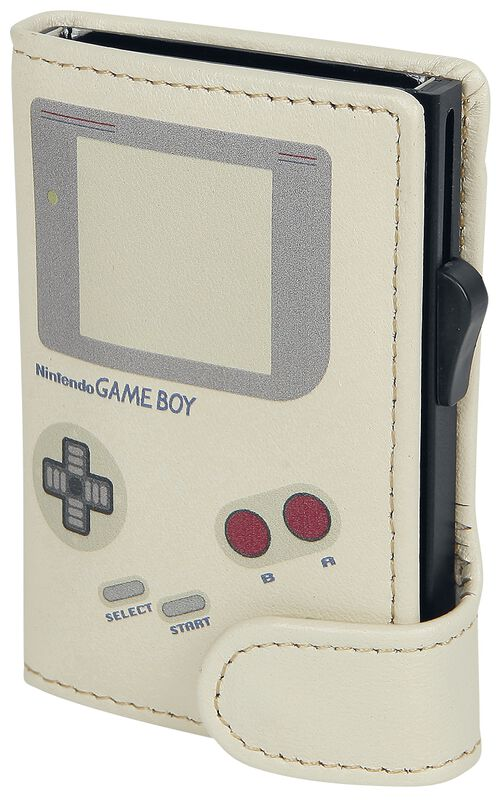 Game Boy - Card Click Wallet