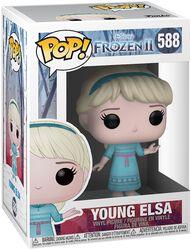 Young Elsa Vinyl Figure 588 (figuuri)