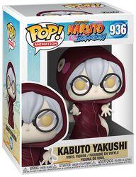 Shippuden - Kabuto Yakushi Vinyl Figure 936 (figuuri)
