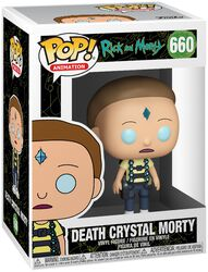Death Crystal Morty Vinyl Figure 660 (figuuri)