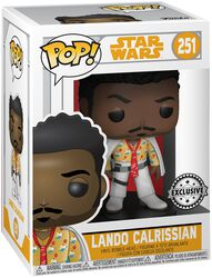 Lando Calrissian Vinyl Figure 251 (figuuri)