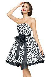 Vintage Bandeau Dress