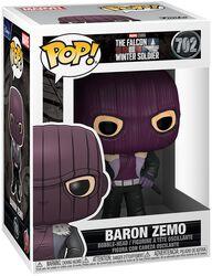 Baron Zemo Vinyl Figure 702 (figuuri)