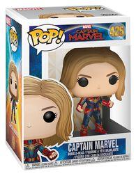 Captain Marvel (Chase-mahdollisuus) Vinyl Figure 425 (figuuri)