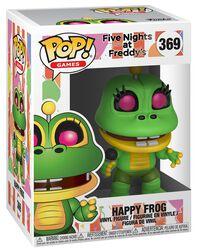 Pizza Sim  - Happy Frog Vinyl Figure 369 (figuuri)