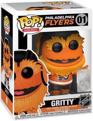 NHL Mascots Philadelphia Flyers - Gritty - Vinyl Figure 01 (figuuri)