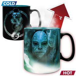 Voldemort - lämpöön reagoiva muki