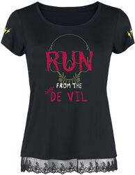 Run From The Devil