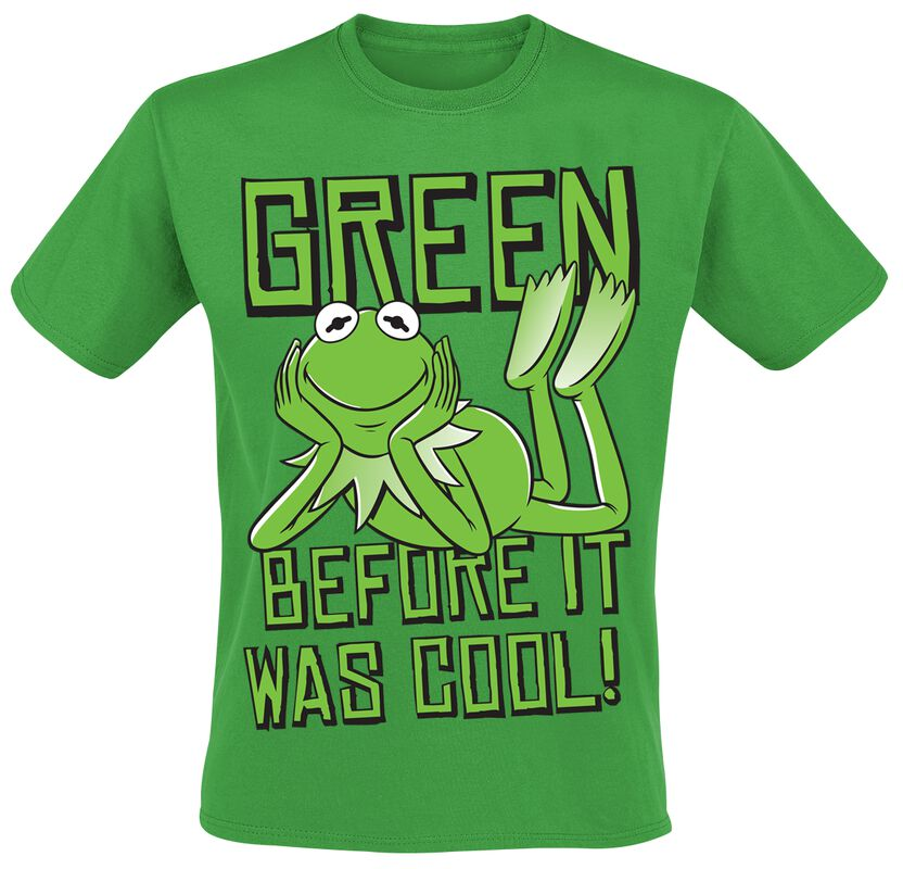 Kermit - Green Before It Was Cool!
