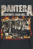 Cowboys From Hell - Fire Frame