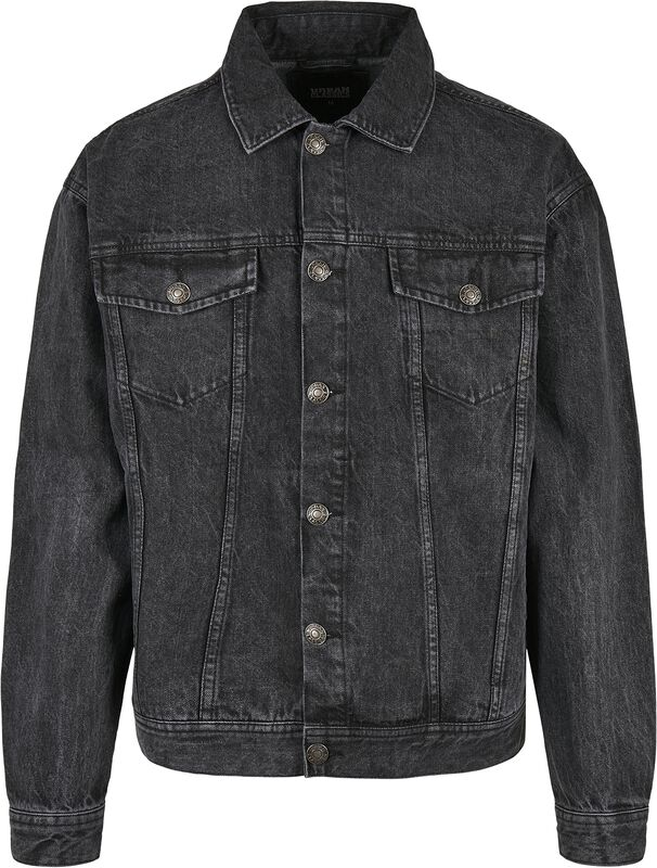 Oversized Denim Jacket ylisuuri farkkutakki
